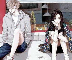 manga, manga girl, and manhwa image