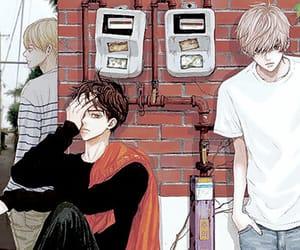 manga, manhwa, and manga boy image
