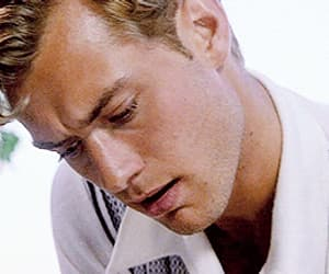 gif, Hot, and jude law image