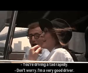 annie hall, woody allen, and diane keaton image