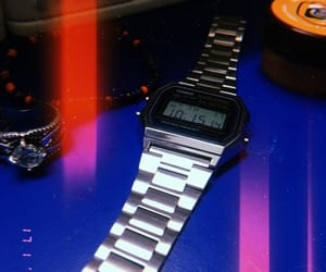 casio, 90's, and 80's image