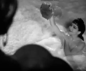 gif, claudette colbert, and vintage image