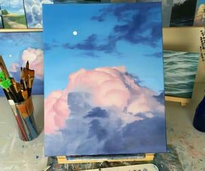 sky and art image