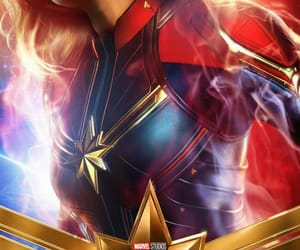 captain marvel and brie larson image