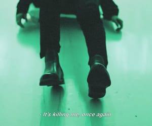 Ikon, music quotes, and kpop lyrics image