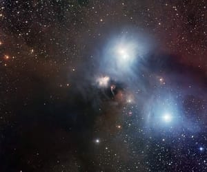space and stars image