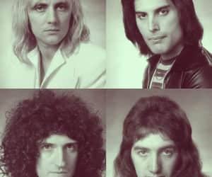 famosos, Freddie Mercury, and Queen image