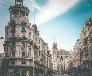 spain, city, and madrid image
