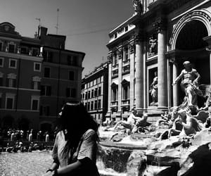 b&w, beautiful places, and beauty image