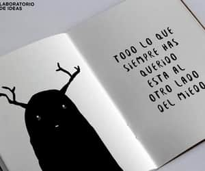 fear, frases, and book image