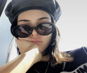 kendall jenner, model, and snapchat image