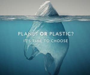 earth, planet, and plastic image