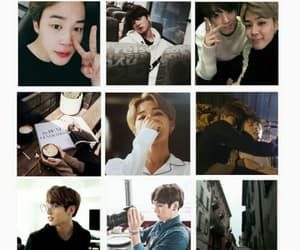couple, bts, and jikook image