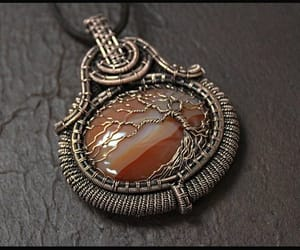 craft, wire wrapped, and handwoven image