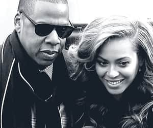 bb, beyonce knowles, and jay image