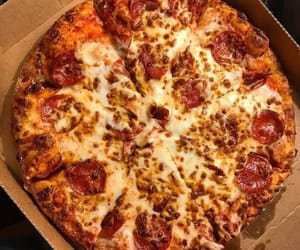 pizza, food, and beautiful image