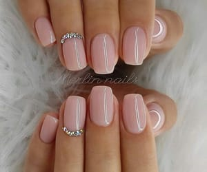 nails, girl, and shine image