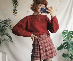 fashion, outfit, and women image
