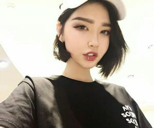 girl, gorgeous, and style image