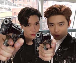 jaehyun, ten, and nct image