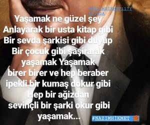 my post, nazım hikmet ran, and türkçe sözler image