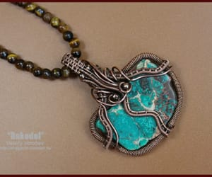 craft, wire wrapped, and handmade image