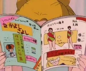 sailor moon, anime, and magazine image