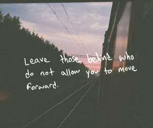It is so much easier to move forward when you aren't trying to pull the past along with you.