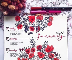 art and january image