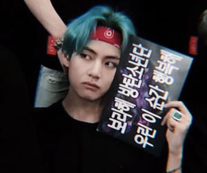 rp and taehyung icon image