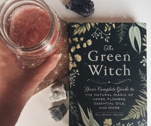 the green witch image