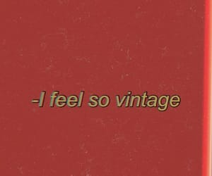 vintage, red, and quotes image