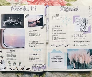 journal, inspiration, and notebook image