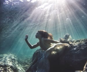 photography and underwater image