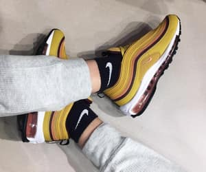 aesthetic, air max, and fashion image