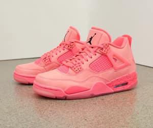 kicks, nike, and pink image