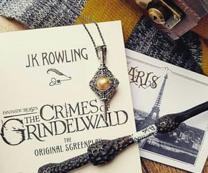 book, dumbledore, and harry potter image