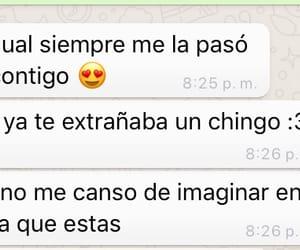 amor, miniño, and conversaciones image