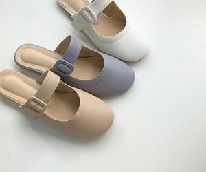 aesthetic, minimalistic, and purple shoes image