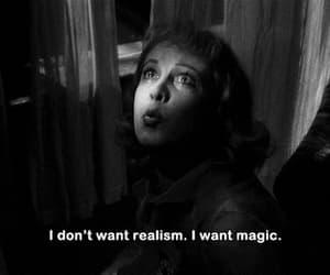 black and white, Brando, and desire image