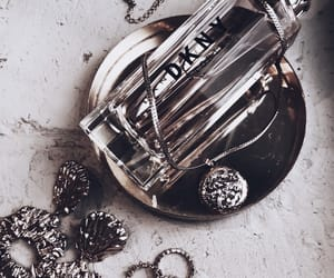 dkny, earrings, and necklaces image
