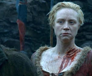 fierce, gwendoline christie, and game of thrones image