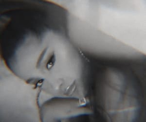 ariana grande and filtered image