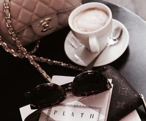 coffee, bag, and chanel image