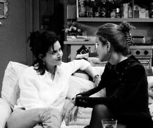 Courteney Cox, rachel green, and Jennifer Aniston image