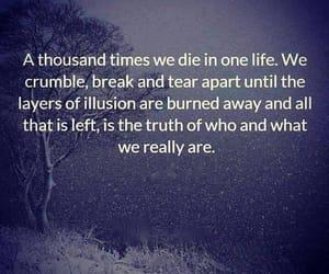 awake, quote, and broken image