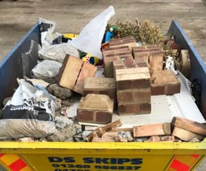 skip hire in essex, skip hire brentwood, and skip hire southend image