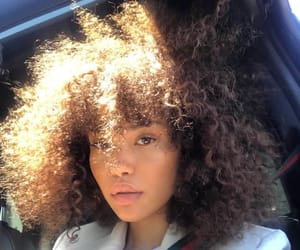 beauty, unerenoi.509, and curly hair image