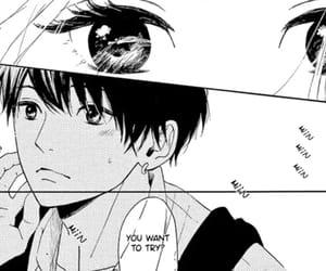 boy, shoujo, and manga image