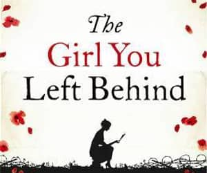 book, jojo moyes, and the girl you left behind image